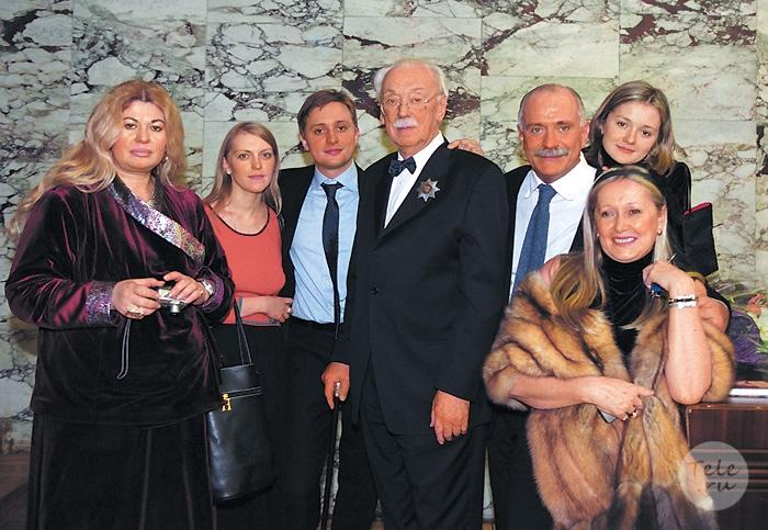 михалков никита и его дети фото