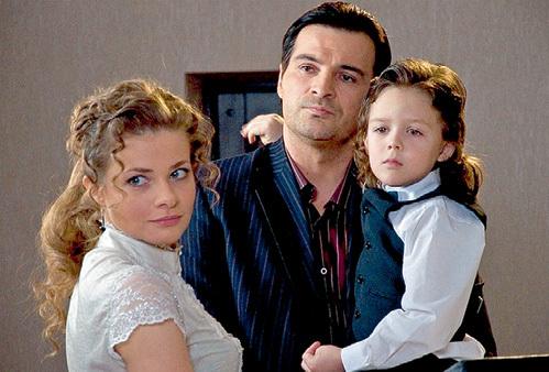 александр дьяченко фото с семьей