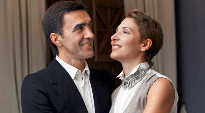вячеслав бутусов и его жена