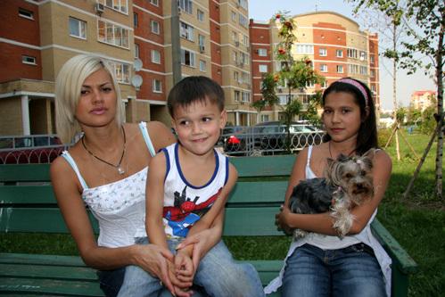 дети круга фото
