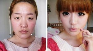 Китаянки и косметика