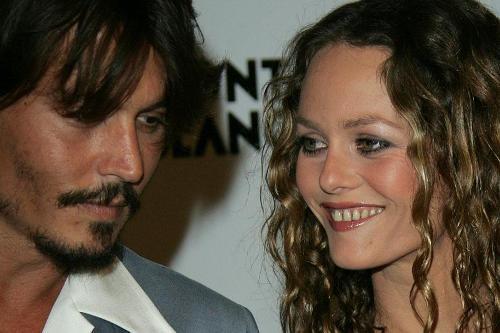 джонни депп фото с женой