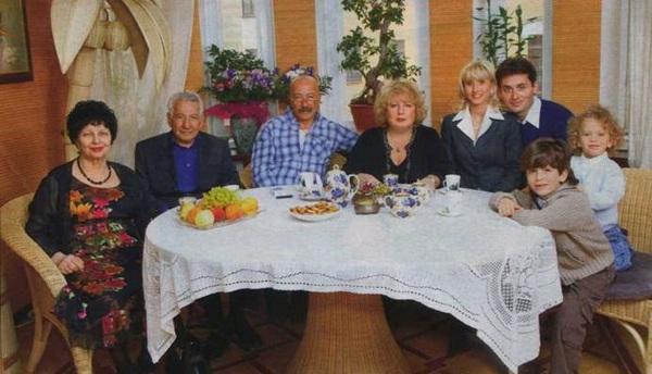 розенбаум семья жена дети фото