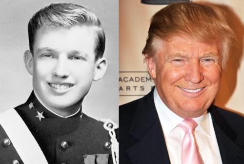 Картинки по запросу трамп в молодости